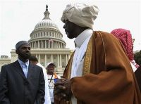Muslims at capitol hill