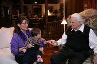 Palin & Billy Graham