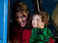 Sarah Palin and Trig