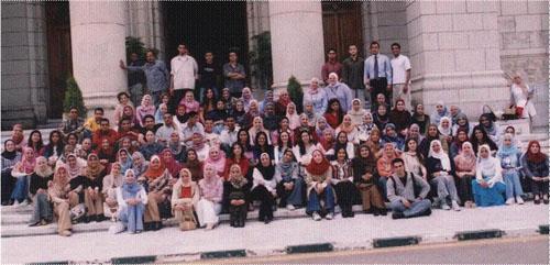 Cairo University women