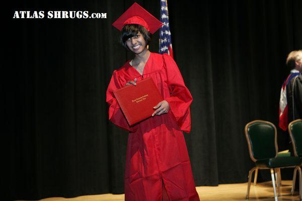 Rifqa graduates