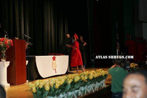 Rifqa graduates 2
