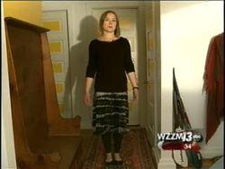Woman skirt TSA