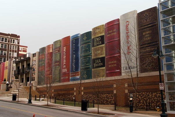 Kansas city mo public library