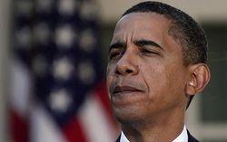Obama strained