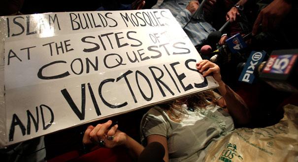 Islam builds sites