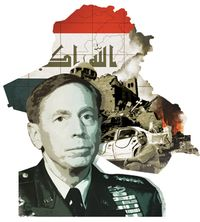 Petraeus and iraq