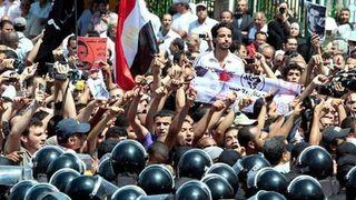 Egypt mob