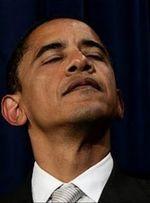 Obama snooty