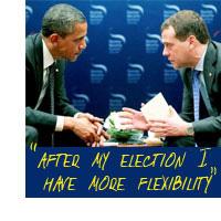 Obama flexibility
