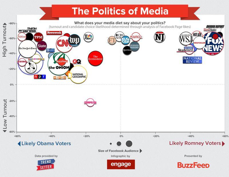 Politics of media