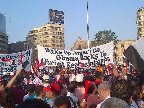 Obama and egypt