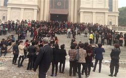 Protect chinese church