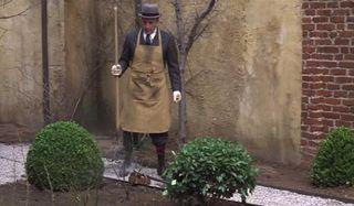 British gardener