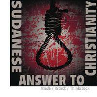 Sudanese contra christians