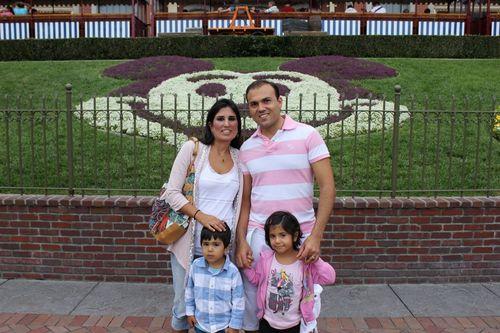 SAEED ABIDENI FAMILY