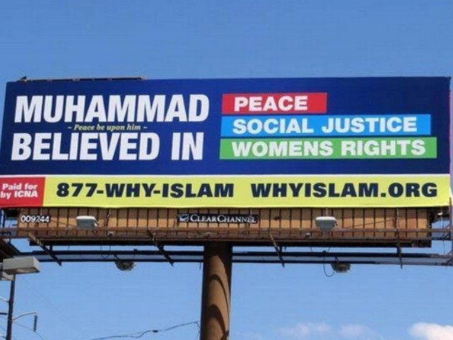 ISLAM SIGNS IN aTLANTA