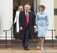 Trump inauguration church