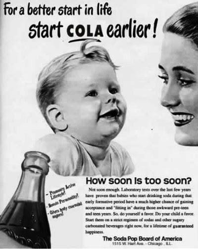 Coke for babies